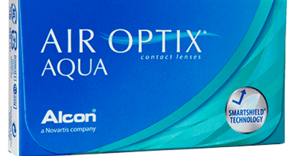 ALCON AIR OPTIX AQUA SPH